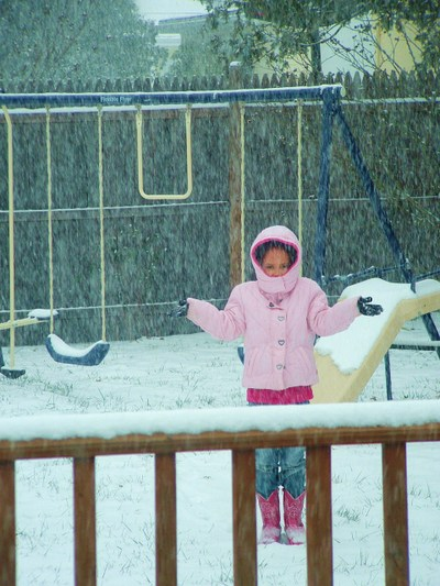 First_snowstorm